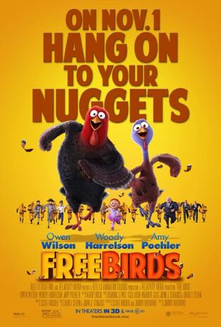 9 Free Birds