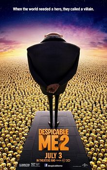 220px-Despicable Me 2 poster