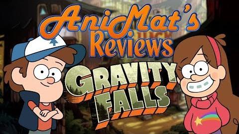 Gravity Falls - AniMat's Reviews-1