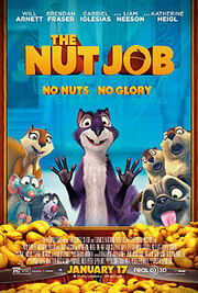 220px-The Nut Job poster