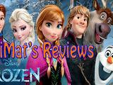 AniMat's Reviews - Frozen