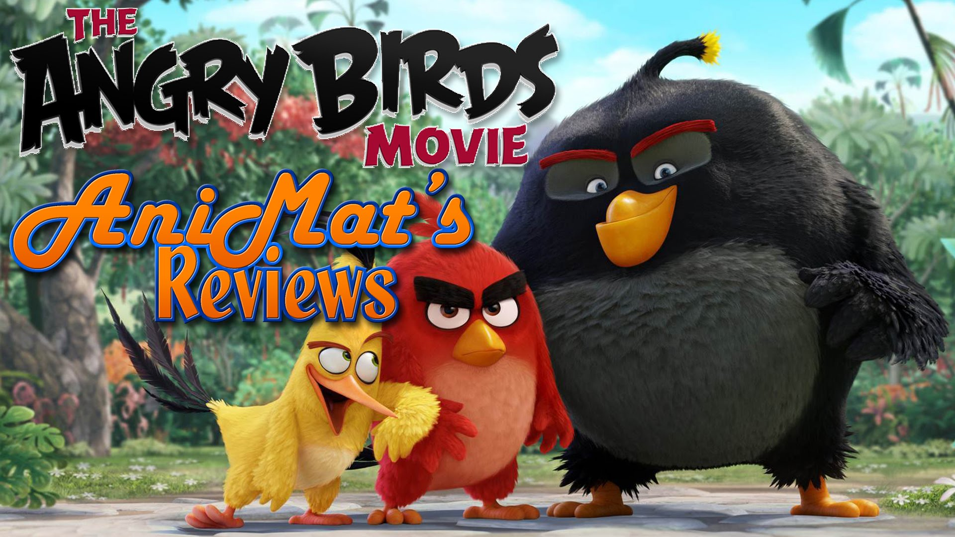 Angry Birds 2 – Bigger. Badder. Birdier. (Official Launch ...