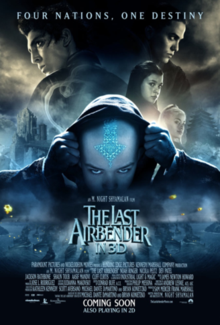 220px-The Last Airbender Poster