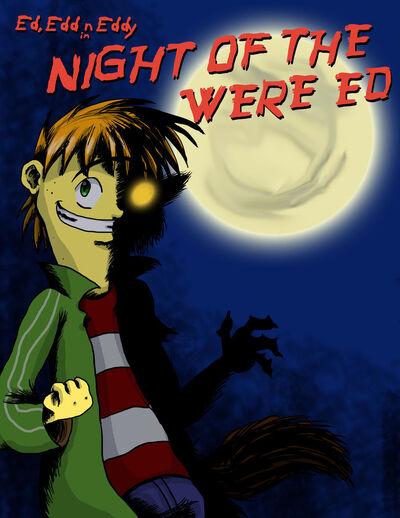 Ed werewolf