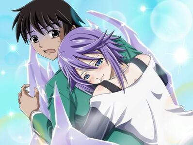 Mizore and Tsukune 82809 640x480theAnimeGallerycom