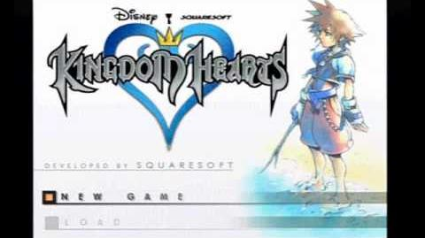 Kingdom Hearts Soundtrack - 01 - Dearly Beloved (Title Theme Extended)