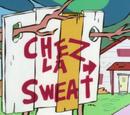 La casa del sudor