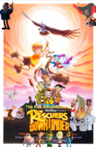 The Eds Adventures of The Rescuers Down Under