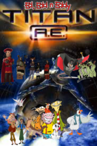 The Eds and Friends Adventures of TITAN A.E