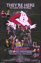 Ed Edd n Eddy The Race of Ghostbusters