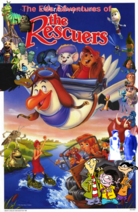 The Eds Adventures of The Rescuers