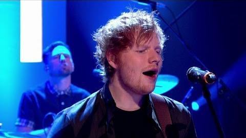 Ed Sheeran - Sing - Later..