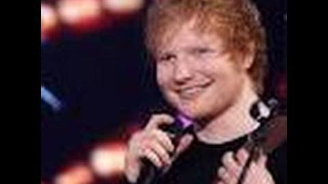 Ed Sheeran's Performance - BGT 2014 - Semi Final 2