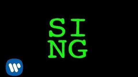 Ed Sheeran - SING Official Audio
