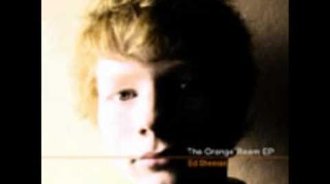 I Love You - Ed Sheeran