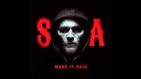 Ed Sheeran – Make It Rain (from Sons of Anarchy) (iTunes)