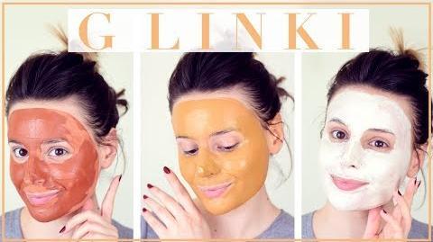 GLINKI - skóra bez zaskórników, zdrowa i jędrna!