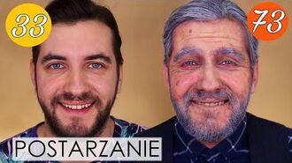 POSTARZAM AKTORA DO ROLI O 40 LAT 👨🏻🦳- PROSTA CHARAKTERYZACJA