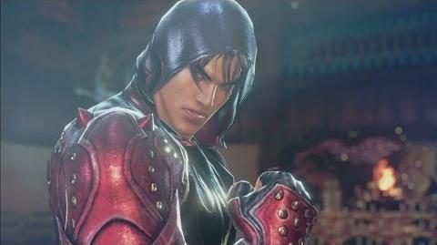 Tekken 7 - Jin Kazama Trailer