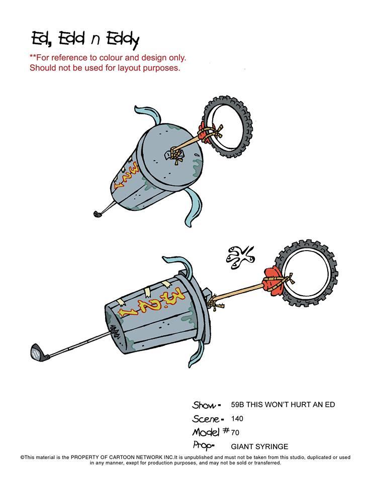 Giant Booster Shot | Ed, Edd n Eddy | FANDOM powered by Wikia