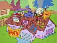 Tooth Fairy Landing Strip