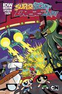 Super Secret Crisis War -4