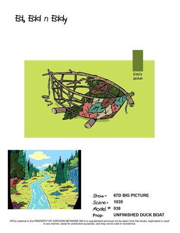 File:Unfinished Duck Boat.jpg