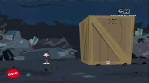 Eds cameo in Foster's Home for Imaginary Friends'