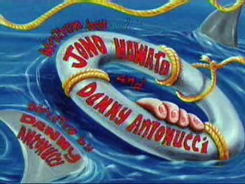 Ed, Edd N Eddy S04E07 Ed Overboard