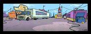 Human Crab Truck