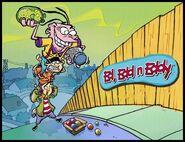 Ed,Edd & Eddy The Mis-Edventure