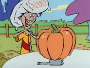 Pumpkin Rolf