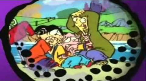 Ed Edd n' Eddy's First DVD Commercial