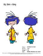 Marie Dressed As Eddy