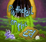 Pin The Tail On the Ed TitleCard