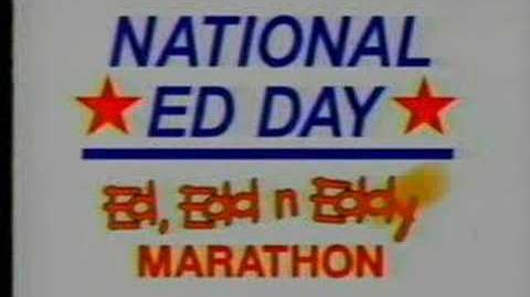 Cartoon Network Coming up Next(National Ed Day)