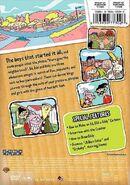 Ed, Edd, 'n Eddy Season 1 DVD Back Cover