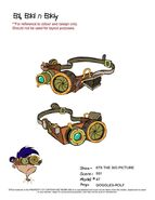Goggles-Rolf