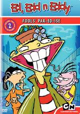 Ed, Edd n Eddy Vol.2: Fools' Par-Ed-ise