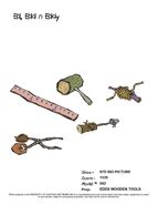 Edd's Wooden Tools
