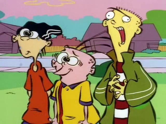 Ed, Edd, 'n' Eddy - Boys Will Be Eds (S3E7A)