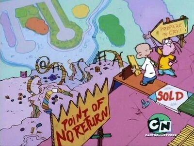 Ed, Edd N Eddy S03E08 Gimme Gimme Never Ed - My Fair Ed
