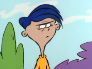 Rolf is not amused