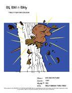 Rolf Smash Thru Tree
