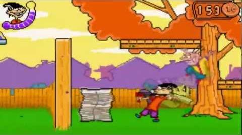 Ed Edd n Eddy The Mis-Edventures GBA 100% Walkthrough Part 1 HD