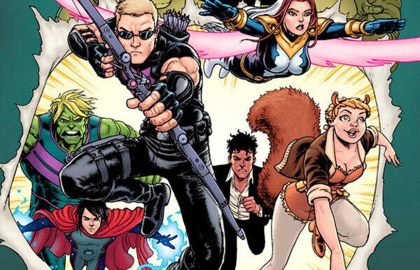 MMC23 - New Avengers