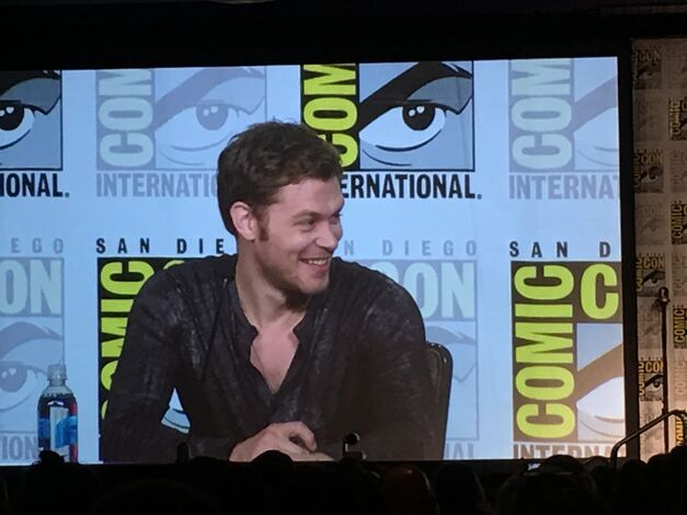 joseph morgan originals sdcc17