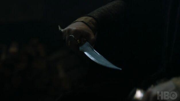Littlefinger dagger
