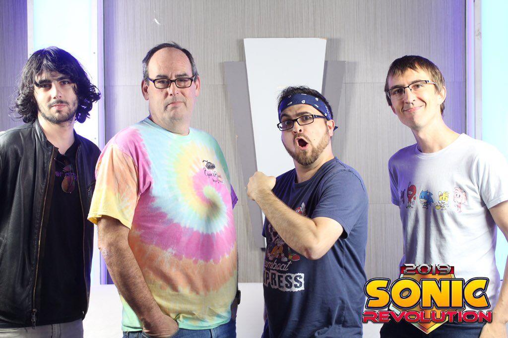 Sonic Boom show