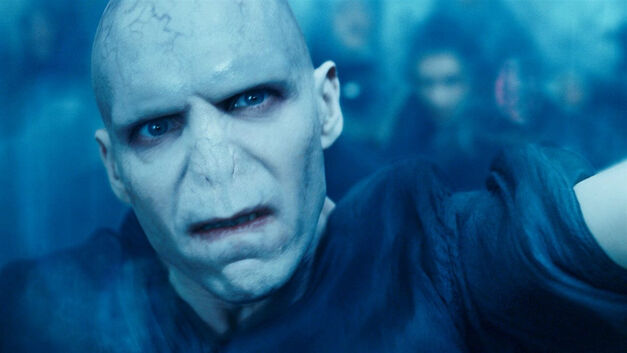 Voldemort in Harry Potter and the Goblet of Fire